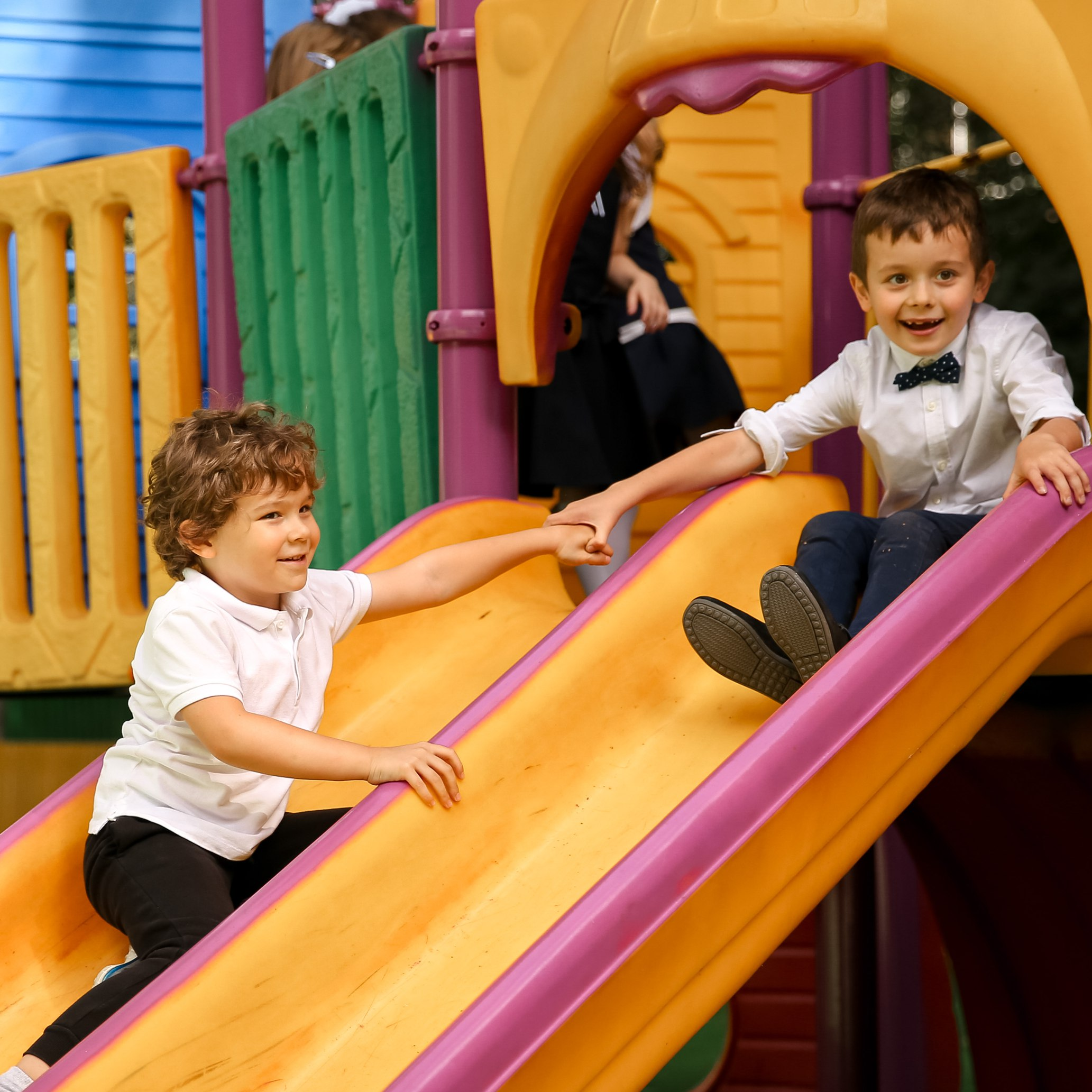 Additional admission to the Moscow campus for children from 2 to 6 years old