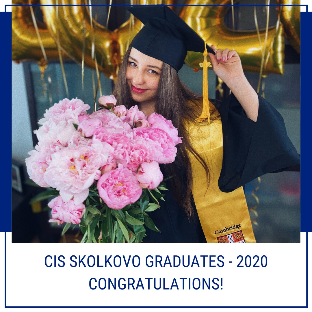 We congratulate CIS graduates!