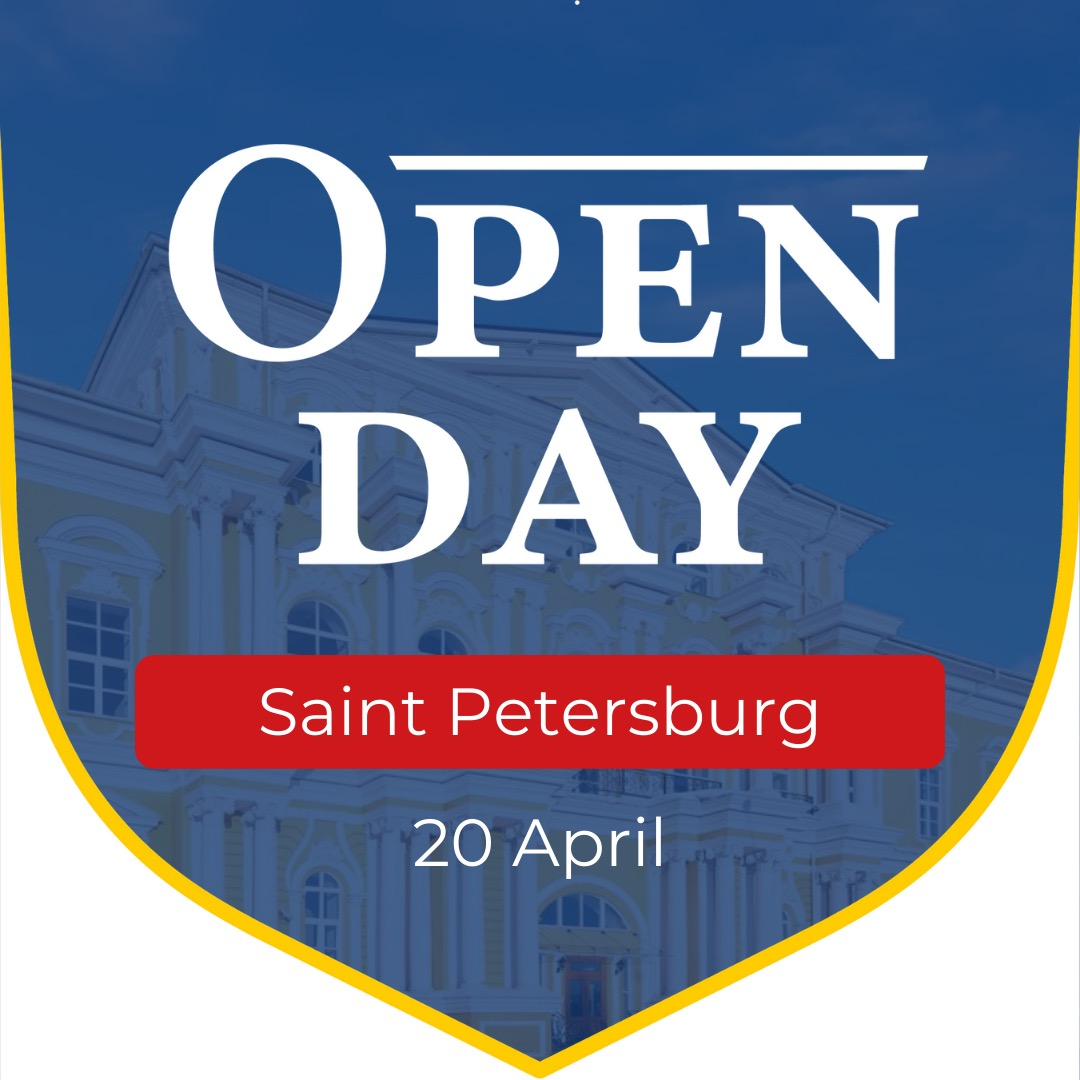 Welcome to Open Day at CIS Saint Petersburg