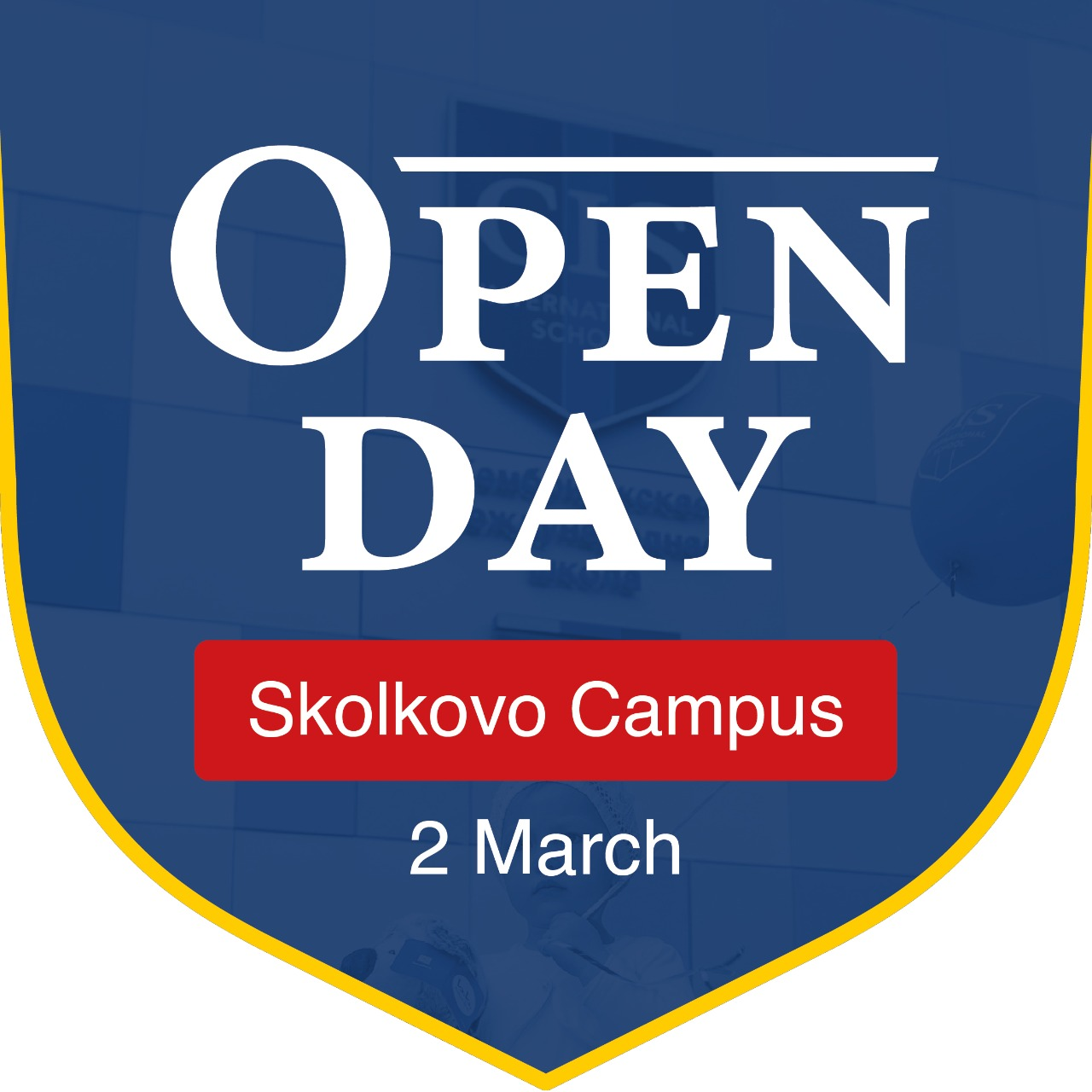 Open Day at CIS Skolkovo