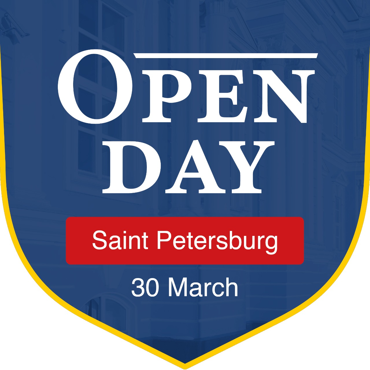 Open Day at CIS Saint Petersburg