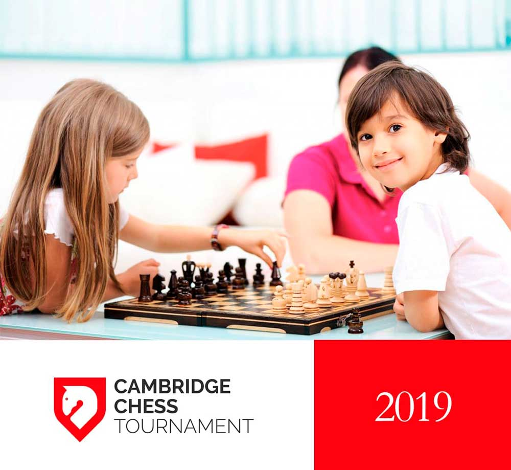 Cambridge Chess tournament 2019